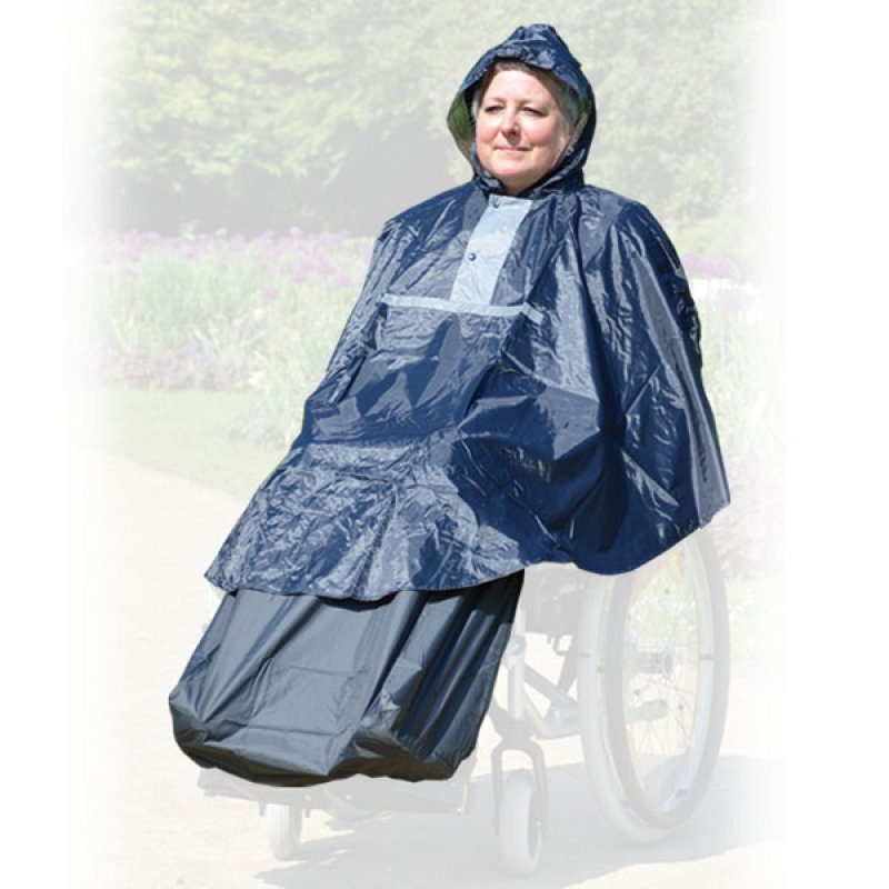rollator poncho mit kapuze f r 62 99 kaufen im. Black Bedroom Furniture Sets. Home Design Ideas