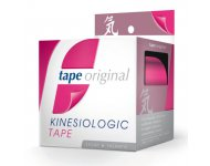 Kinesiologic Tape Pink, Tape Original, 5 cm x 5 m/ Rolle