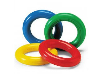 Gym-Ring (4er Set)