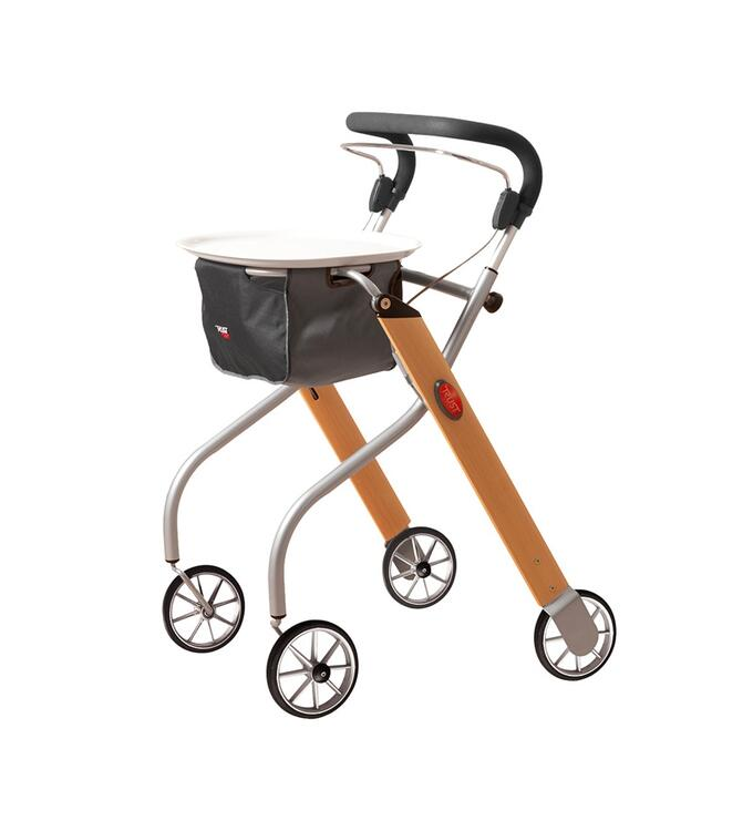 Let´s Go Rollator Indoor