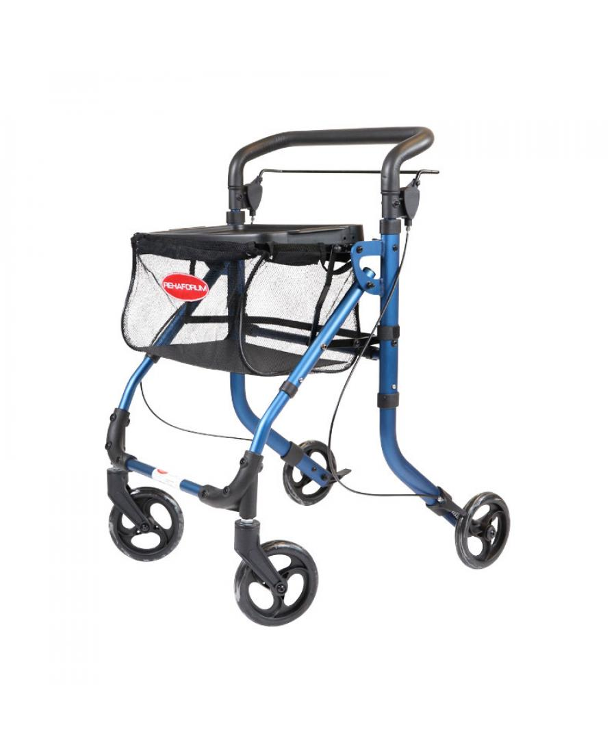Indoor Rollator Actimo Home blau 9509018