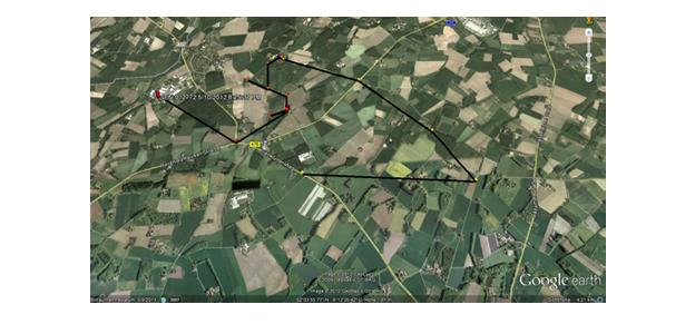 Anzeige ohne Log-In GPS-Track SeniorPro