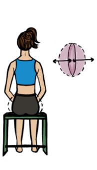 Dehnung der Hüftmuskulatur