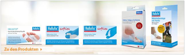 """Hallux valgus Schiene und Bandage"""" width="""
